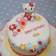 Happy Birthday Ellie - Video And Images