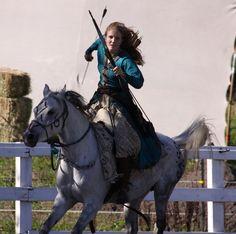 hungarian horseback archery - Google Search