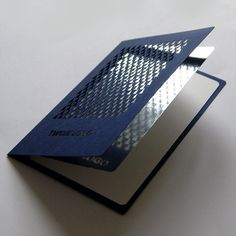 christmas cards modern laser cut