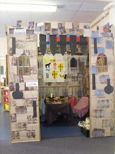 Role-Play Castle Classroom Photo - SparkleBox
