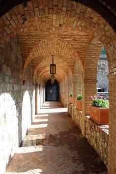 Castello di Amorosa Winery Napa Castle Winery