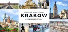 Travel Guide & Top 10 FREE Things to Do in Krakow, Poland