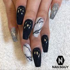 Ballerina Nails by MarkTran from Nail Art Gallery