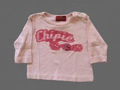 Ref. 900597- Camiseta ML - Zara- niña - Talla 6 meses - 5€ - info@miihi.com - Tel. 651121480