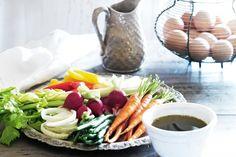 Bagna Cauda With Vegetables Recipe - Taste.com.au