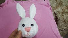 Örgü Oyuncak Erkek Tavşan Tarifi, Amigurumi örgü tavşan Eye Makeup, Pillows, Baby, Amigurumi, Makeup Eyes, Throw Pillow, Infants, Baby Humor, Cushions