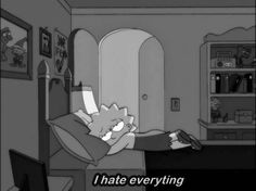 Get in touch with Adolescentes Suicidas. Ask anything you want to learn about Adolescentes Suicidas. by getting answers on ASKfm. Simpsons Quotes, The Simpsons, Sad Quotes, Movie Quotes, Qoutes, Sad Wallpaper, I Can Relate, Reaction Pictures, Deep Thoughts