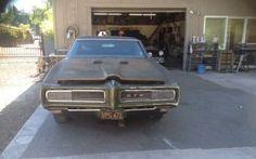 High Output 400: 1968 Pontiac GTO - http://barnfinds.com/high-output-400-1968-pontiac-gto/