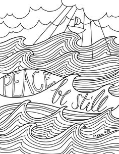 just what i {squeeze} in: Peace, Be Still -- a new coloring page!