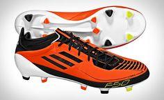 Adidas F50 AdiZero Prime Soccer Cleats ($300)