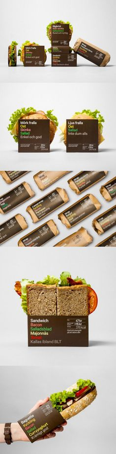 43 Coolest Food Packaging Design Inspiration | iBrandStudio