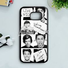 One Direction Zayn Malik Cool Design Samsung Galaxy S7 Edge Case | armeyla.com