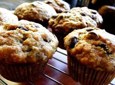 Banana Chocolate Chip Muffins Recipe - Food.com - 395494