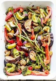 Cooking With Cast Iron Veg Recipes, Vegetarian Recipes, Cooking Recipes, Healthy Recipes, Cooking Corn, Healthy Food Blogs, Healthy Eating, Cooking Pork Roast, Cooking Eggplant