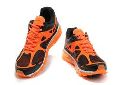 Nike Air Max 2012 Black Orange