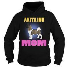 Akita Inu Dog Mom
