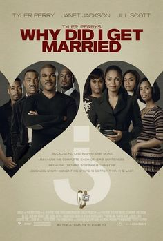 Why Did I Get Married? (2007) Poster