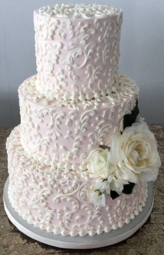 blush wedding cakes york 1000 images about wedding cakes with scrolls on 12063