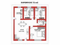 Viviendas superiores a 40 m2