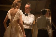 Stars are clamoring to see Daniel Day-Lewis' final film