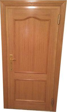 Puerta acorazada doble bombillo tablero tipo probenzal