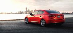 2014 Mazda 3 Sedan Desktop Background Wallpaper