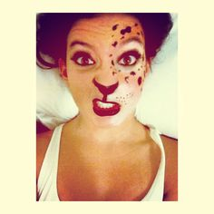Awesome Cougar Halloween Makeup Gallery - Halloween Ideas 2017 ...