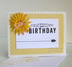 Flower Foot Designs: Birthday Zipper