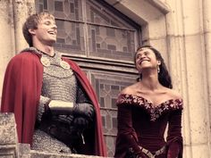 Arthur and Guinevere <3 Absolutely adore the chemistry between these two and the gradual love story!!