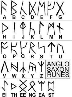 Runas anglosajones