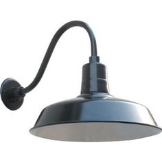 This dia. Multi-Mount Warehouse Barn Light comes with multiple mounting options for any location. Great for any house, barn, yard or . Entry Lighting, Outdoor Barn Lighting, Suspended Lighting, Backyard Lighting, Outdoor Light Fixtures, Home Lighting, Lighting Ideas, Lighting Warehouse, Warehouse Home