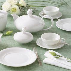 "Augarten Wien: Sugar Bowl ""Ena & Orient"" with Platinum Rim Augarten Wien, Wedding List, Table Accessories, Art Deco Design, Fine Porcelain, Sugar Bowl, Afternoon Tea, 1930s, Tea Pots"