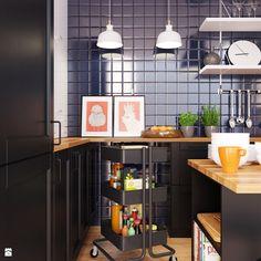 Kuchnia pokazowa IKEA Poznań - zdjęcie od Yon Yonson Studio - Kuchnia - Styl Skandynawski - Yon Yonson Studio