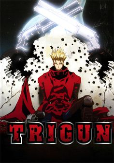 """""""Trigun"""" - one of the best anime and manga series, as well as one of the funniest"""