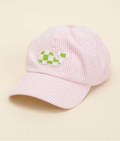 Vineyard Vines Seersucker hat- Kentucky Derby Collection