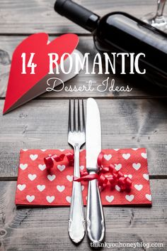 14 Romantic Dessert Ideas - Thank You Honey Valentine Crafts For Kids, Valentines Day Food, Valentines Day Activities, Green Tea Cupcakes, Ice Cream Cupcakes, Chocolate Eclair Dessert, Chocolate Raspberry Cake, Romantic Desserts, Romantic Dinners