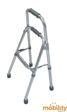 Drive Medical - 10650 - Side Hemi Walker/Cane Bariatric