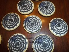 galletas halloween*Dulce Laboratorio*, halloween cookies