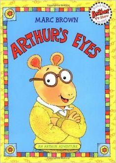 Arthur's Eyes: An Arthur Adventure (Arthur Adventure Series): Marc Brown: 9780316110693: Amazon.com: Books