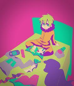 South Park pastel