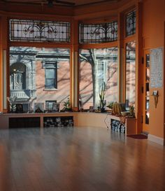 NYC's most beautiful yoga studios: Dharma Yoga Brooklyn