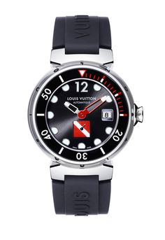 Louis Vuitton Montre de plongée Tambour Diving II