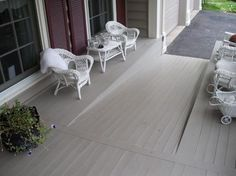 Wheelchair Ramp Design, Pictures, Remodel, Decor and Ideas - page 8 This looks NEAT!!!