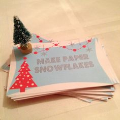 Christmas Activity Cards Printable