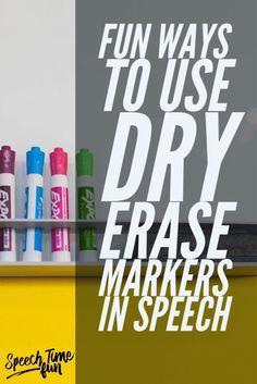 Fun Ways To Use Dry