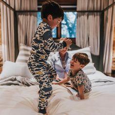 "Genevieve Padalecki (@nowandgen) on Instagram: ""TGIF! Wishing you a weekend full of onesies, dancing, and staying in bed """