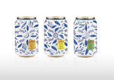 Packaging - Lipton Ice Tea by Jessica Duncan, via Behance