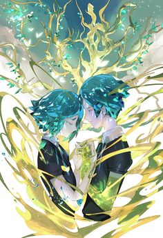 Land of the Lustrous is a Japanese action fantasy manga series written and illustrated by Haruko Ichikawa. Manga Art, Manga Anime, Anime Land, Anime Kunst, Me Me Me Anime, Anime Couples, Anime Characters, Fanart, Character Design