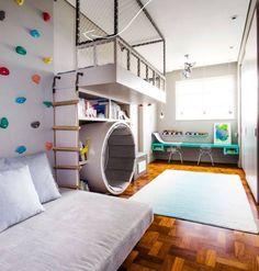 Iată o cameră de copii frumos decorată #magazinuldecase #childroom