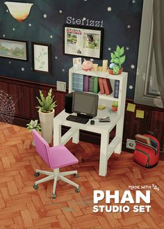 stefizzi: Phan Studio Set by StefizziThe sharing... — Ridgeport's CC Finds.